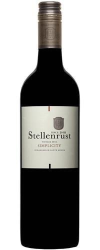 Fairtrade Wein Stellenrust Simplicity 2011