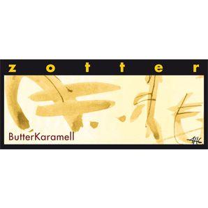 Zotter Schokolade Butter Karamell 1