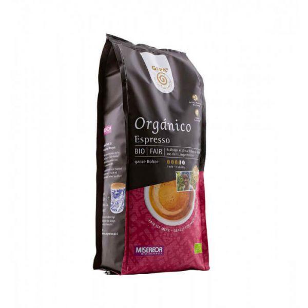 gepa kaffee bio organico espresso bohne