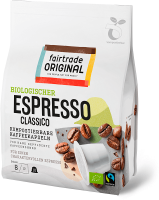 fair trade original espressokapseln classico kompostierbar