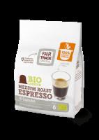 fair trade original espressokapseln medium kompostierbar