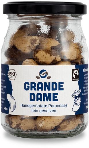 fairfood paranüsse geröstet gesalzen