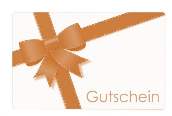 Fair Einkaufen Geschenkgutschein