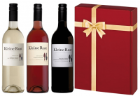 Wein Geschenkset Südafrika bordeaux