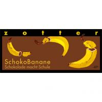 Zotter Schokolade Schoko-Banane