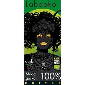 Fairtrade Schokolade Zotter Labooko Madagaskar 100%
