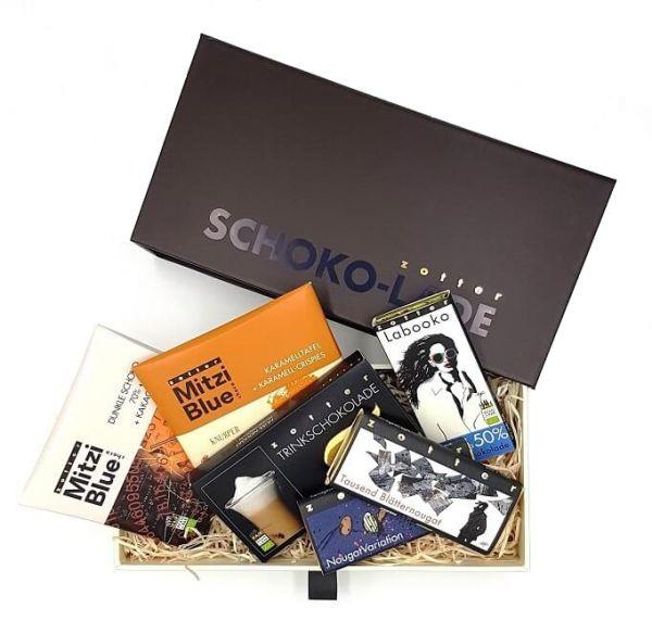 Zotter Schokolade Geschenkbox