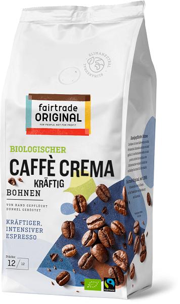 Fairtrade original caffe crema kräftig