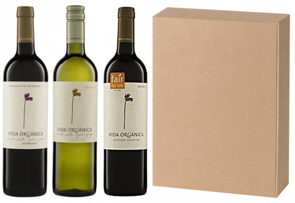 Wein Geschenkset Argentinien natur