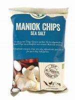 El Puente Maniok Chips Meersalz