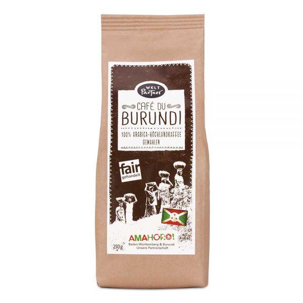 Weltpartner Café du Burundi 250g gemahlen
