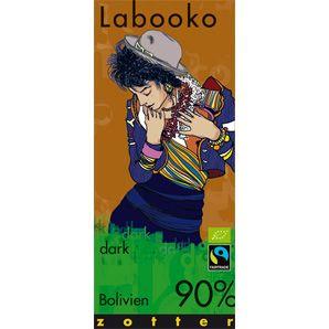 Fairtrade Schokolade Labooko Bolivien 90