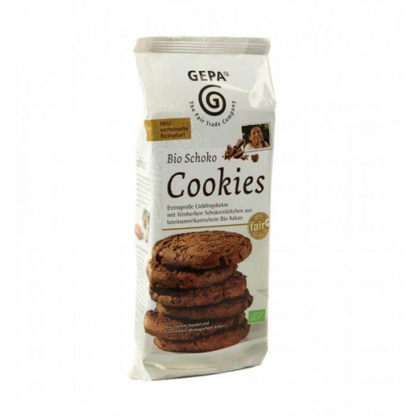 gepa bio schoko cookies