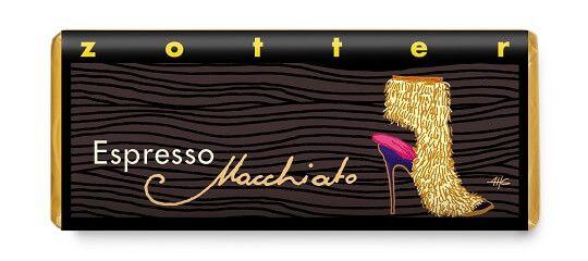 zotter handgeschöpft espresso macchiato