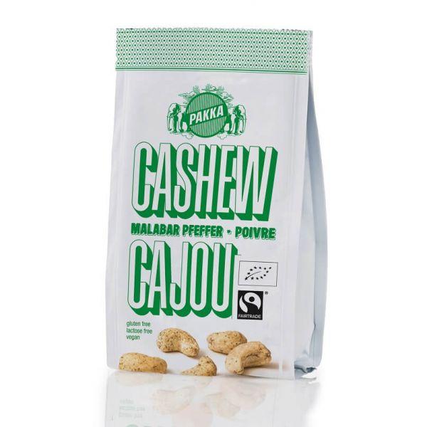 Pakka Cashewnüsse geröstet Pfeffer