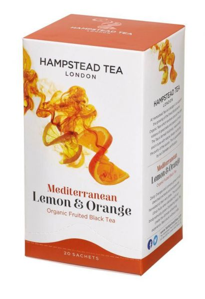 Hampstead Orange Lemon Tee