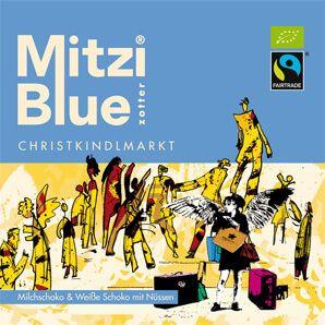 Fairtrade Schokolade Zotter Mitzi Blue Christkindlmarkt