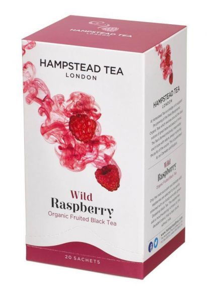 Hampstead Wild Raspberry Tee