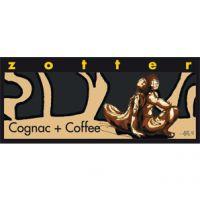 Fairtrade Schokolade Cognac + Coffee