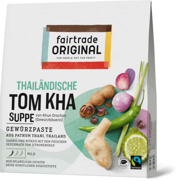 hühnersuppe thailand tom kha bio fairtrade