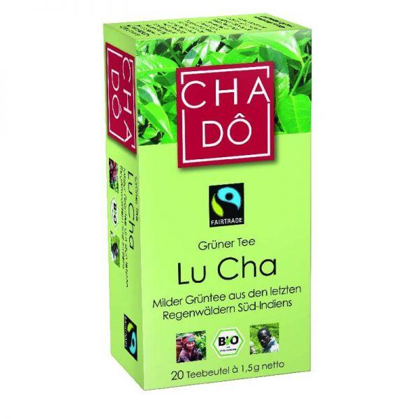 Cha Dô Grüntee Lu Cha