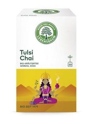 Lebensbaum Tee Tulsi Chai