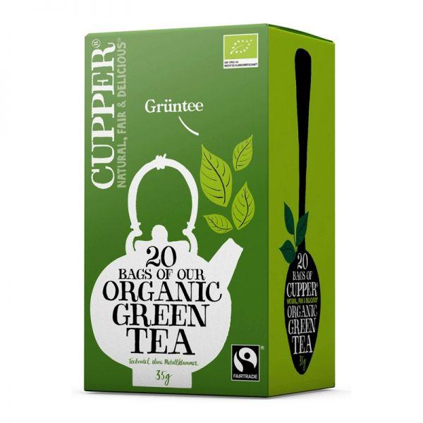 Cupper Grüner Tee