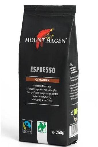 Fairtrade Espresso Mount Hagen