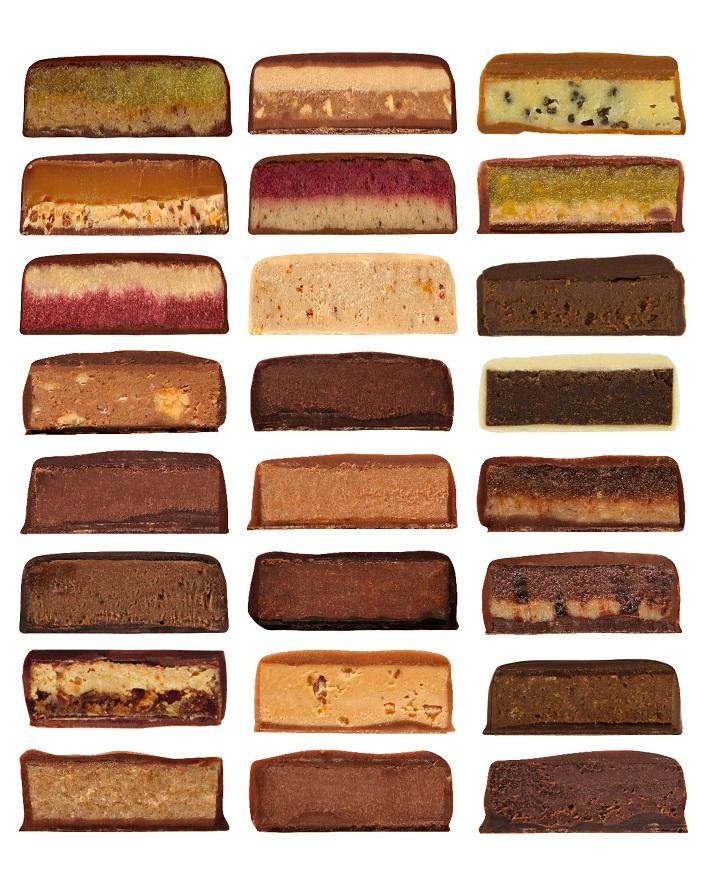 Schokoladen Weihnachtskalender.Zotter Adventskalender Handgeschöpfte Schokoladen Im Test