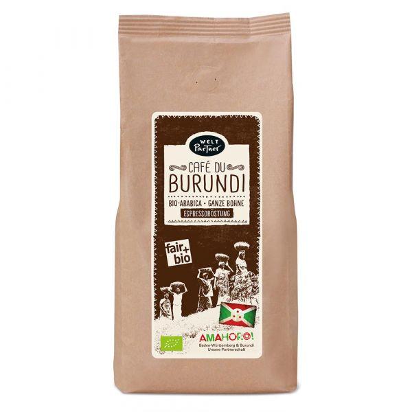 Weltpartner Café du Burundi 500g espresso bohne