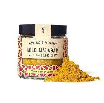 soulspice gewürz mild malabar gelbes curry
