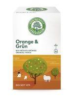 Lebensbaum Tee Orange Grün