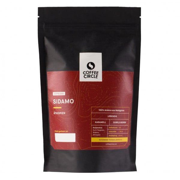 Coffee circle Sidamo Espresso