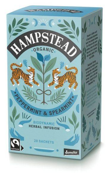 Hampstead Pfefferminze Tee