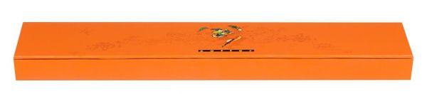 Zotter Geschenkverpackung Duo orange