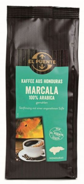 Kaffee gemahlen El Puente Honduras Marcala