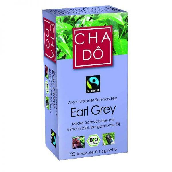 Cha Dô Earl Grey Tee