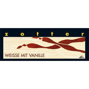 Zotter Trinkschokolade Weiße mit Vanille 3