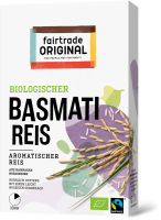 basmati reis bio fairtrade