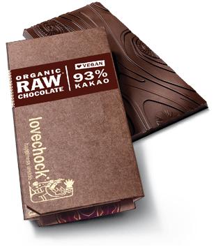 Lovechock 93% Kakaogehalt