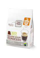 fair trade original espressokapseln medium kompostierbar