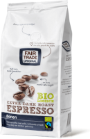 fair trade original espresso bohne extra dark roast