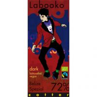 Fairtrade Schokolade Zotter Labooko 72% Belize