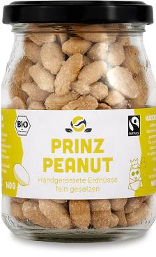 fairfood erdnüsse geröstet gesalzen