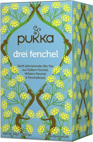 Pukka Tee Drei Fenchel