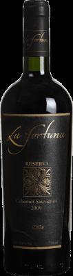Fairtrade Wein La Fortuna Cabernet Sauvignon Reserva 2010