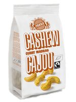 Pakka Cashewnüsse geröstet Curry