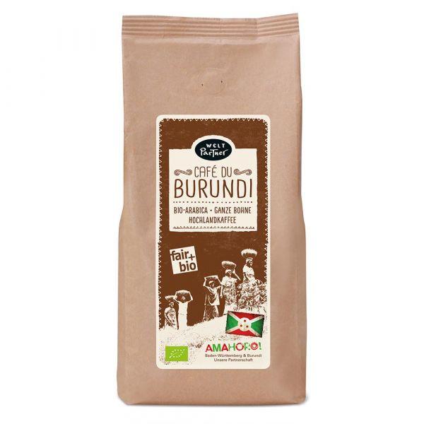 Weltpartner Café du Burundi 500g Bohne