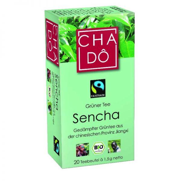 Cha Dô Grüntee Sencha