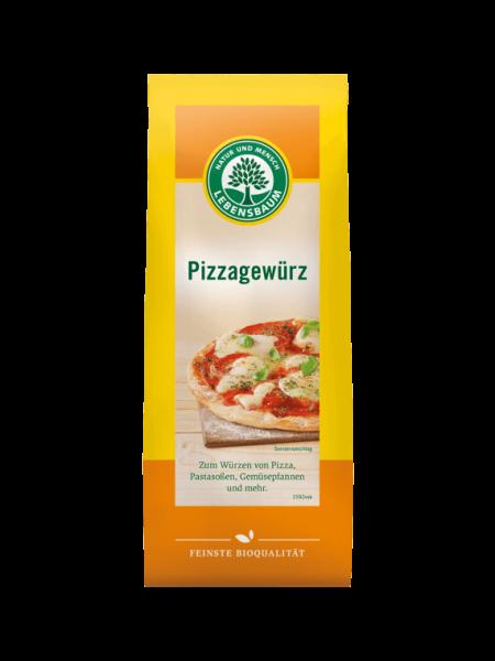 lebensbaum pizzagewürz bio fair